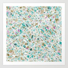 out glass Art Print
