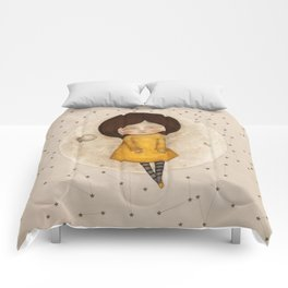 Moon Song 5 Comforters
