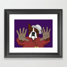 Biggie Biggie Framed Art Print