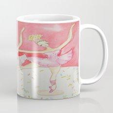 Cupcake Ballerinas Confetti Mug