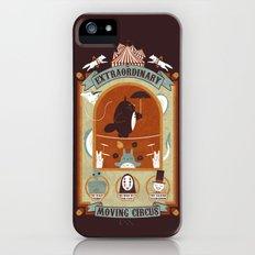 The Moving Circus Slim Case iPhone (5, 5s)