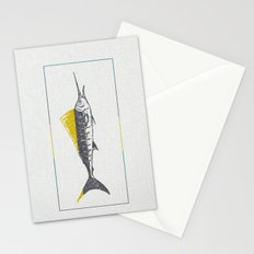 The ELusive Punk Fish 2 Stationery Cards