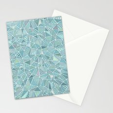 Pastel Diamond Stationery Cards