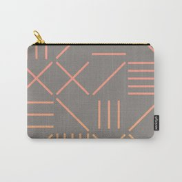 Geometric Shapes 12 Gradient Carry-All Pouch