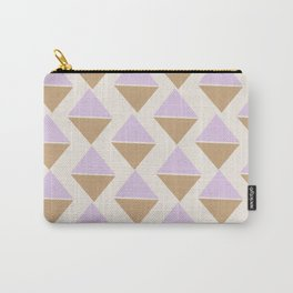 Lavender Ice Cream Carry-All Pouch