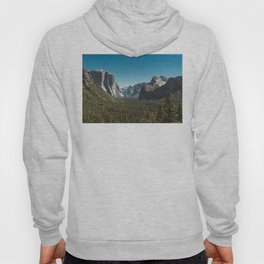 Tunnel View, Yosemite National Park V Hoody