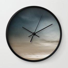 Dreamscape #11 - Abstract Landscape Wall Clock