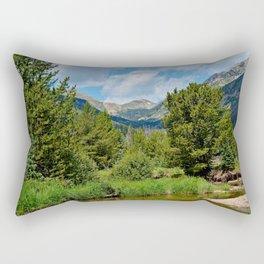 Bowen Mountain 2018 Study 3 Rectangular Pillow