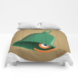 bell clapper glance Comforters