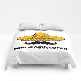 Senior Developer Comforters