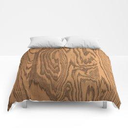 Wood 4 Comforters