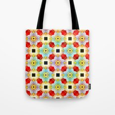 Embellecimiento Pattern Tote Bag