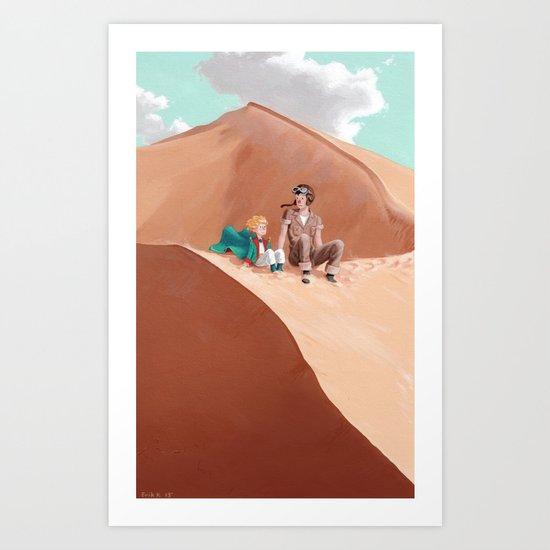 Unique in all the World Art Print
