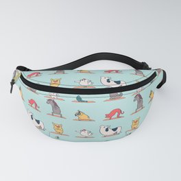 Vegan Yoga Fanny Pack