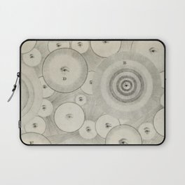 Mystic Eyes Laptop Sleeve
