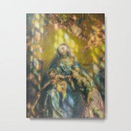 Religion Metal Print