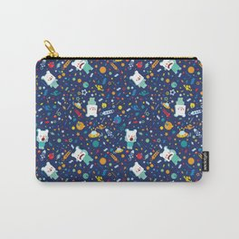 SHANHAIJING-BreadBear-HAI (Space & Aliens) Carry-All Pouch