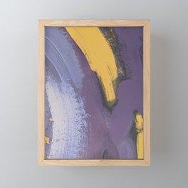 Abstract art 4 Framed Mini Art Print