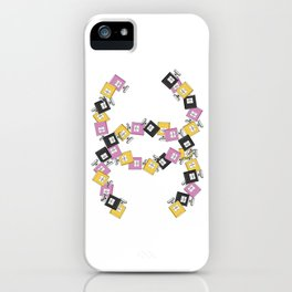 Number Five iPhone Case