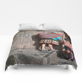 Peruvians - Cusco Comforters