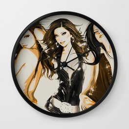 Dollhouse Wall Clock