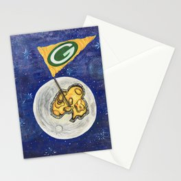 Packers dream Stationery Cards