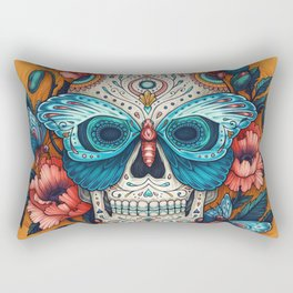 Day of the Dead Rectangular Pillow