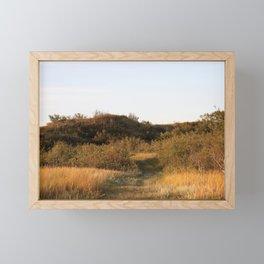Country Path Framed Mini Art Print