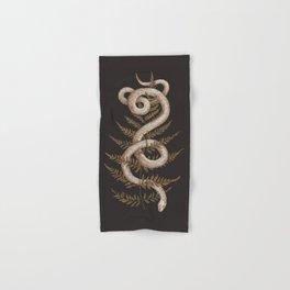 The Snake and Fern Hand & Bath Towel