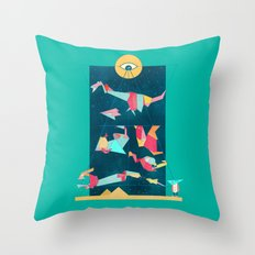 Game On! Throw Pillow