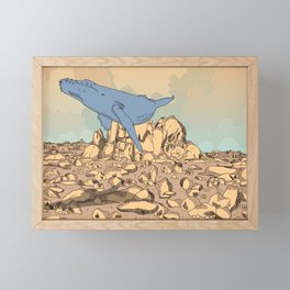 After Death Framed Mini Art Print