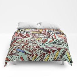 Leaf.tas Comforters