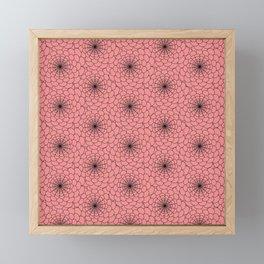 Pattern 95 Framed Mini Art Print
