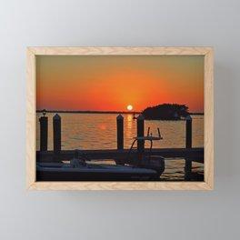 A Dying Day Framed Mini Art Print