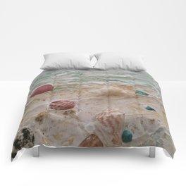 Treasures of Beach Combing Comforters