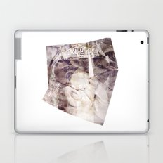 Your Time is Over Laptop & iPad Skin