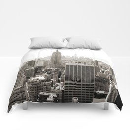 Static Empire Comforters