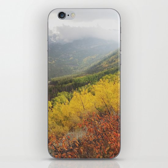 Rocky Mountain Colors iPhone & iPod Skin