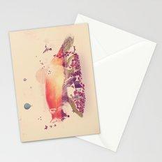 Woodlands Fox Stationery Cards