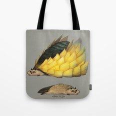 Golden Platypowl Tote Bag