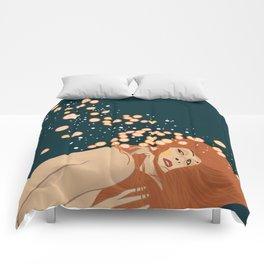 Klimt Water Snakes Comforters