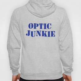 Optic junkie music quote Hoody