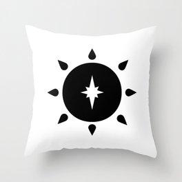 Juniper Dawn Throw Pillow