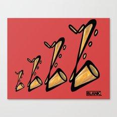 BLANKM GEAR - JB's T SHIRT Canvas Print
