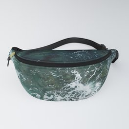 Pacific Ocean Colors Fanny Pack