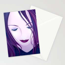 Nocturn Stationery Cards