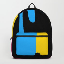 Pansexual Slime Backpack