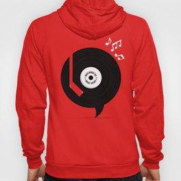 Music Speaks Hoody