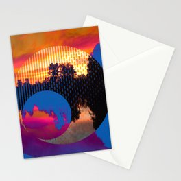 Artesian's view Stationery Cards