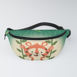 BABY TIGER SWING Fanny Pack